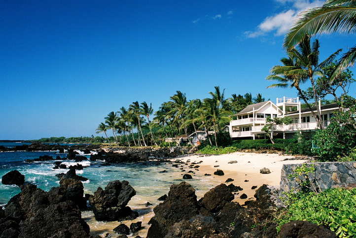 Waterfront property in Kapalua real estate market