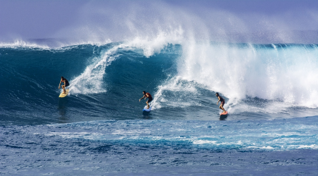 Best Neighborhood in Hawaii for Surfers